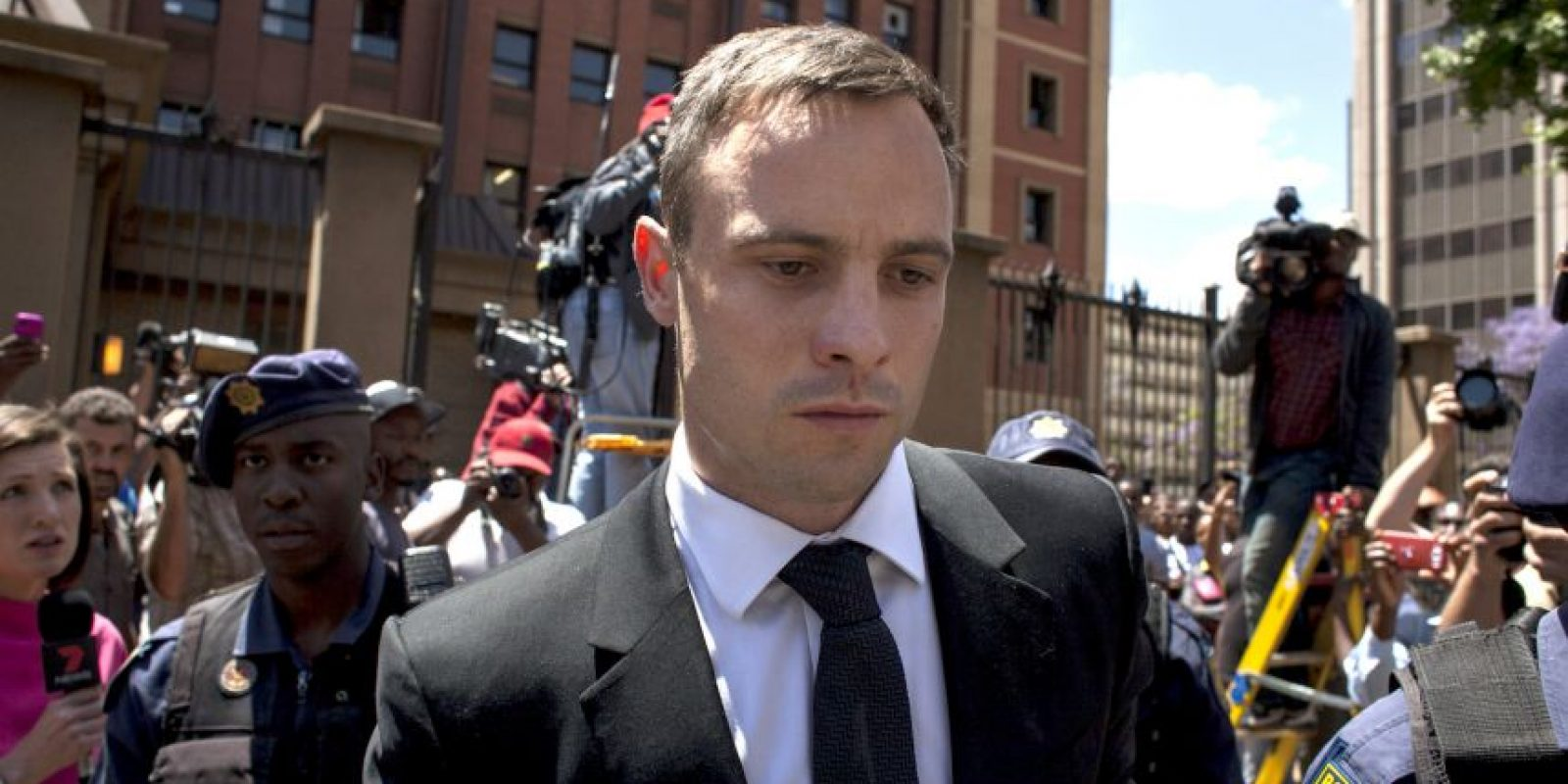 Desde entonces, Pistorius está en prisión y se había pactado la fecha de 21 de agosto para su liberación. Foto:Getty Images