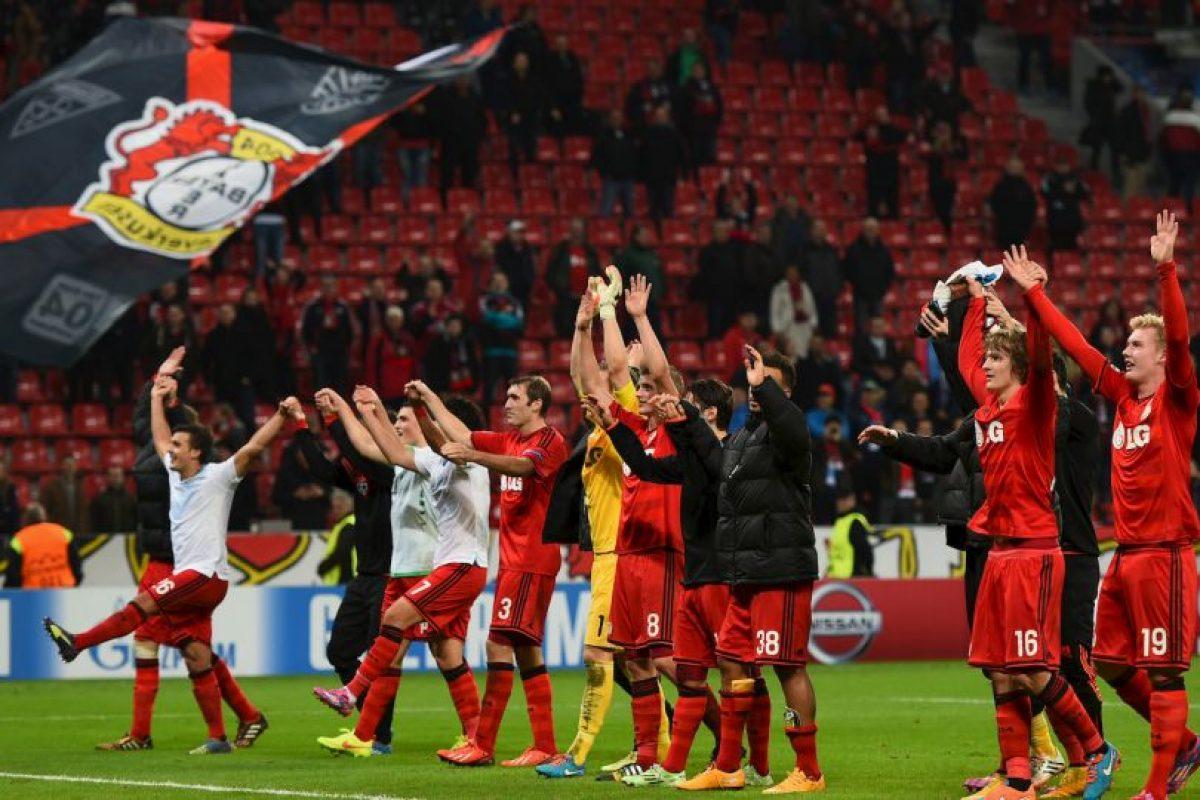 Equipo más joven: Bayer Leverkusen y Hannover 96 (24.2 años) Foto:Getty Images