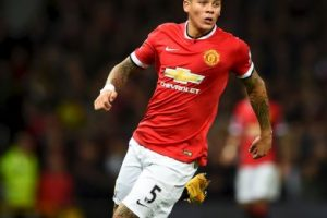 DEFENSAS: Marcos Rojo (Manchester United/Argentina) Foto:Getty Images