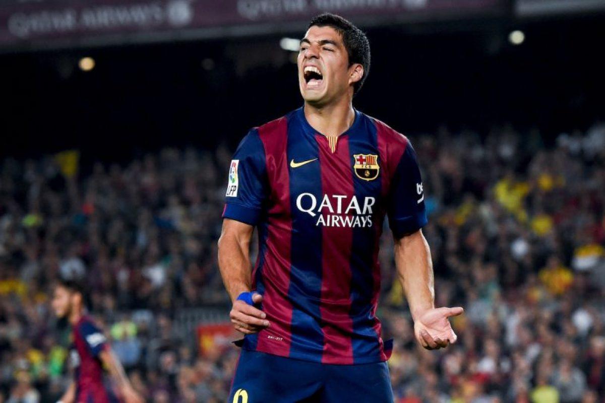 16. Luis Suárez (Uruguay) Foto:Getty Images
