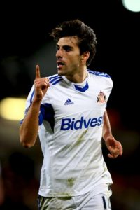 1. Jordi Gómez (Sunderland) Foto: Getty Images