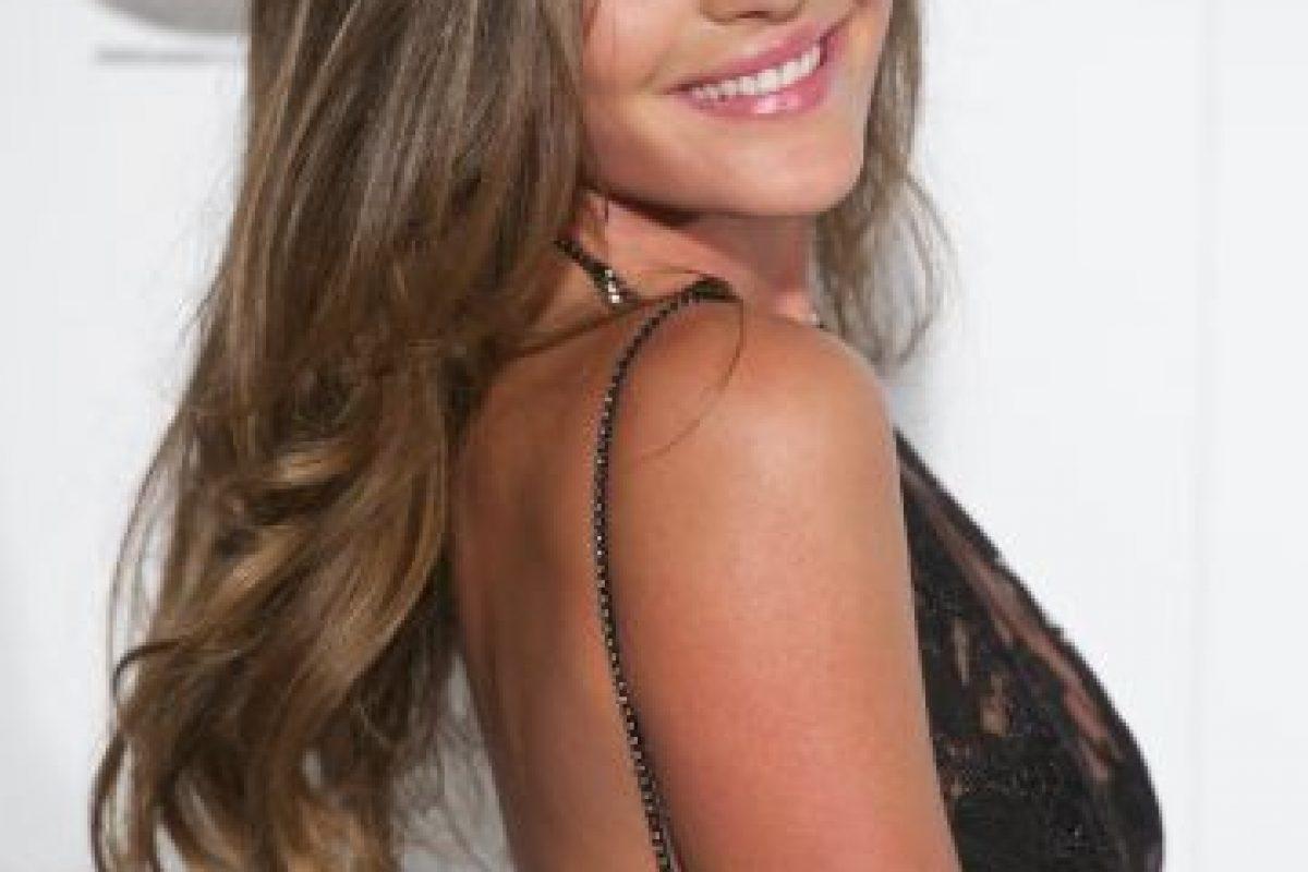 Es modelo española y tiene 26 años. Foto:Getty Images