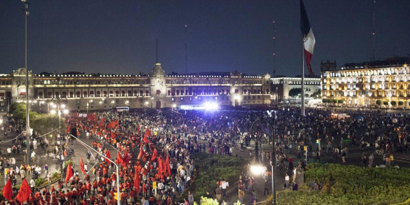 9. América Latina- 4.1% Foto:Getty Images