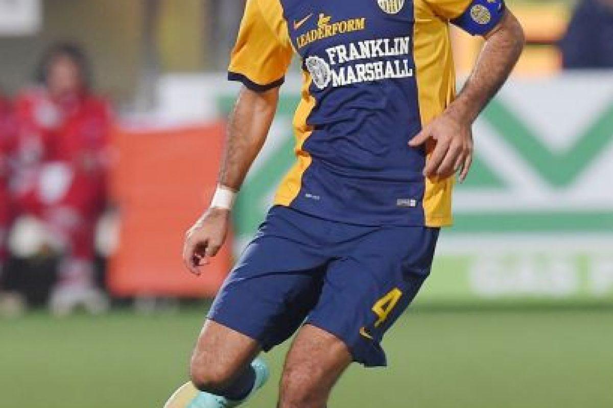 Rafael Márquez (Hellas Verona/México) Foto:Getty Images