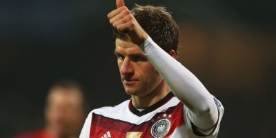 Müller nació el 13 de septiembre de 1989 en Weilheim, Alemania. Tiene 25 años. Foto:Getty Images