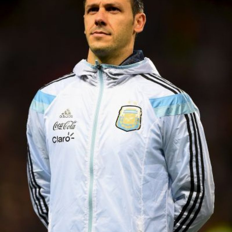 Martín Demichelis (Manchester City, Inglaterra) Foto: Getty Images