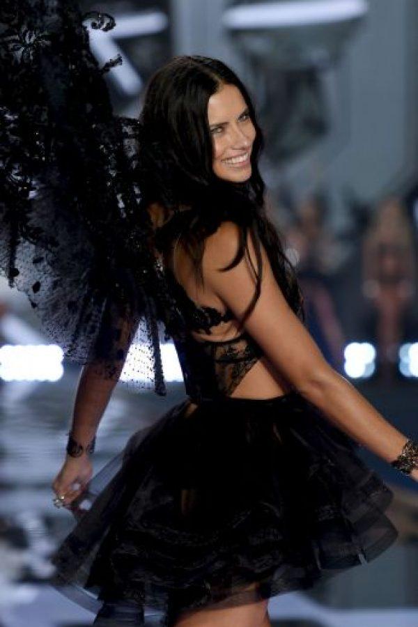 """En diciembre de 2014 fue la número uno en la lista """"Top Sexiest Modelos"""", del sitio models.com. Foto:Getty Images"""