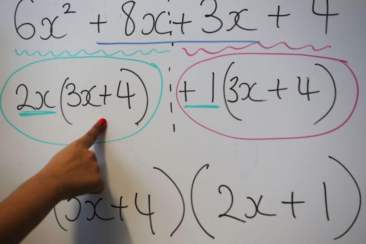 Matemáticos – 4.7% Foto:Getty Images