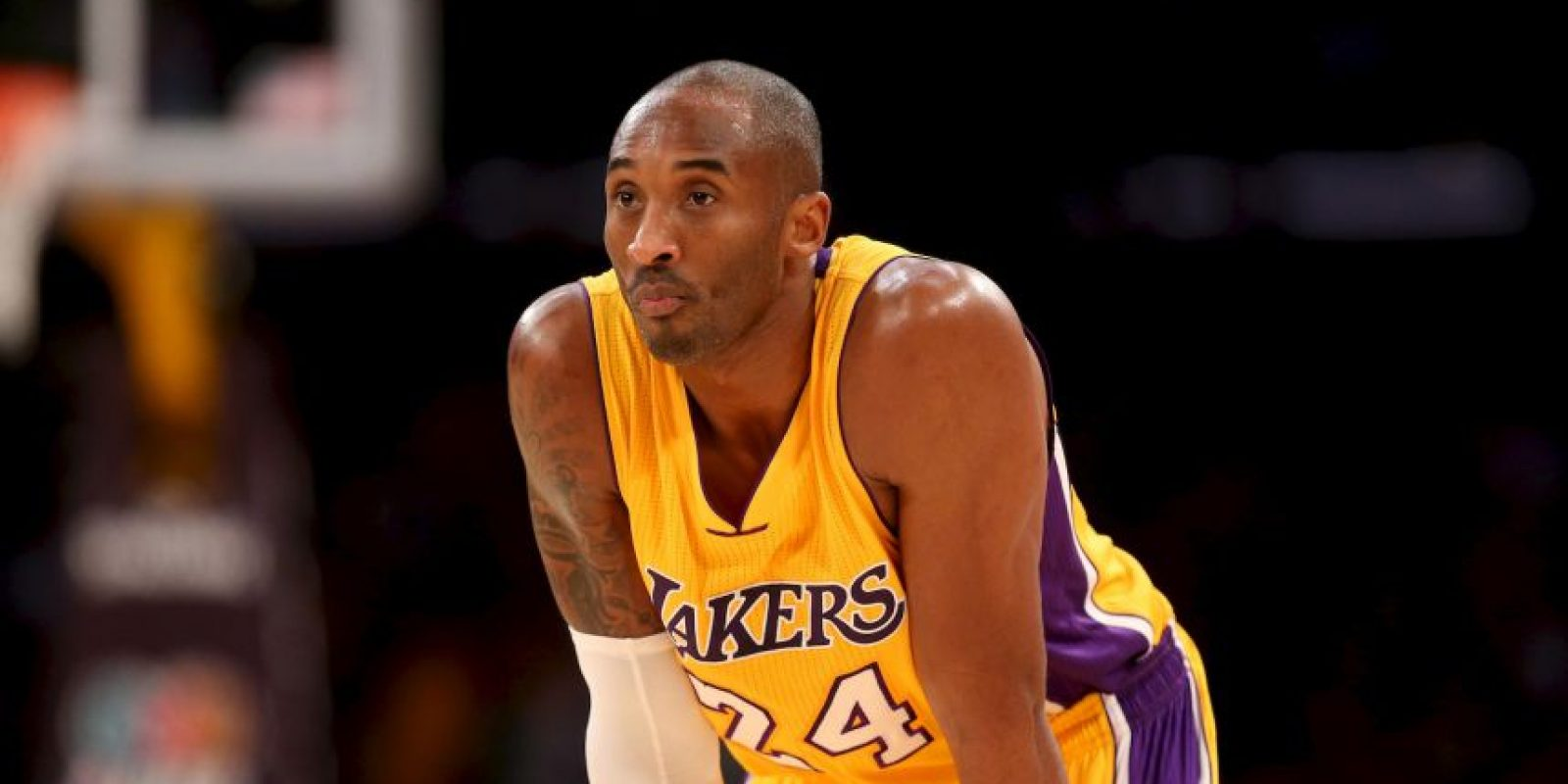 10. Kobe Bryant Foto: Getty Images