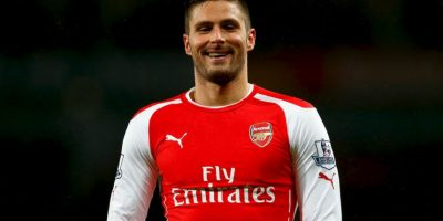 10. Olivier Giroud (Arsenal) Foto: Getty Images