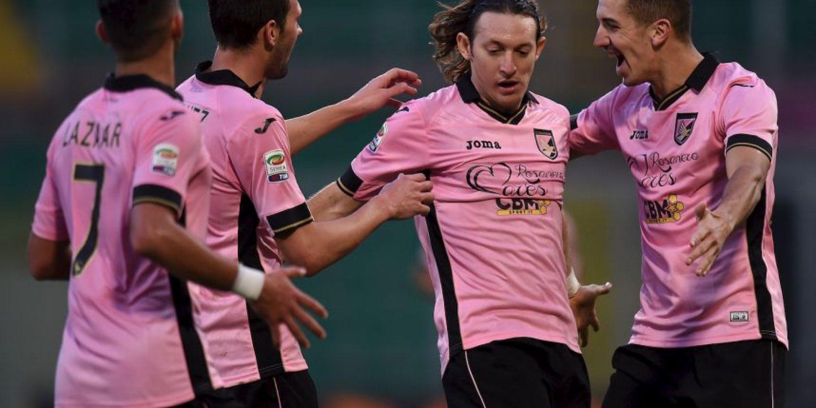 Equipo más joven: US Palermo (25 años) Foto:Getty Images