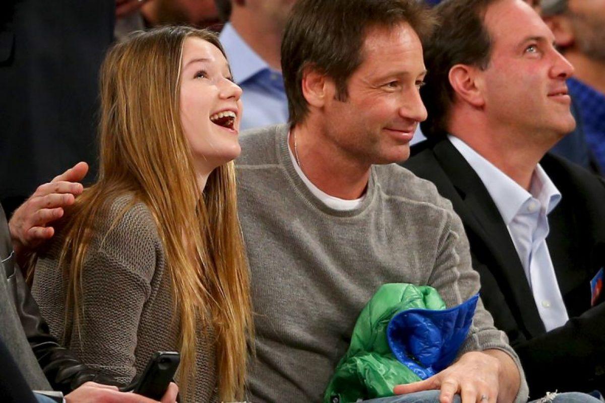 Madelaine West Duchovny. Hija de los actores Dave Duchovny y Téa Leoni Foto:Getty Images