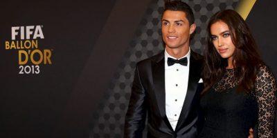 2. Irina Shayk (Cristiano Ronaldo) Foto:Getty Images