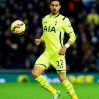 8. Nacer Chadli (Tottenham) Foto: Getty Images