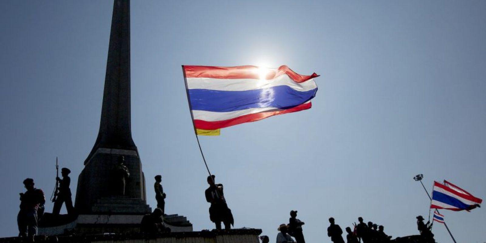 10. La última posición la ocupa la ciudad de Bangkok Foto:Getty Images