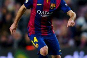 """El """"jefecito"""" lleva años ejerciendo un gran liderazgo en la zaga del Barcelona, posición a la cual se ha acoplado a la perfección haciendo dupla con Gerard Piqué. Foto:Getty Images"""