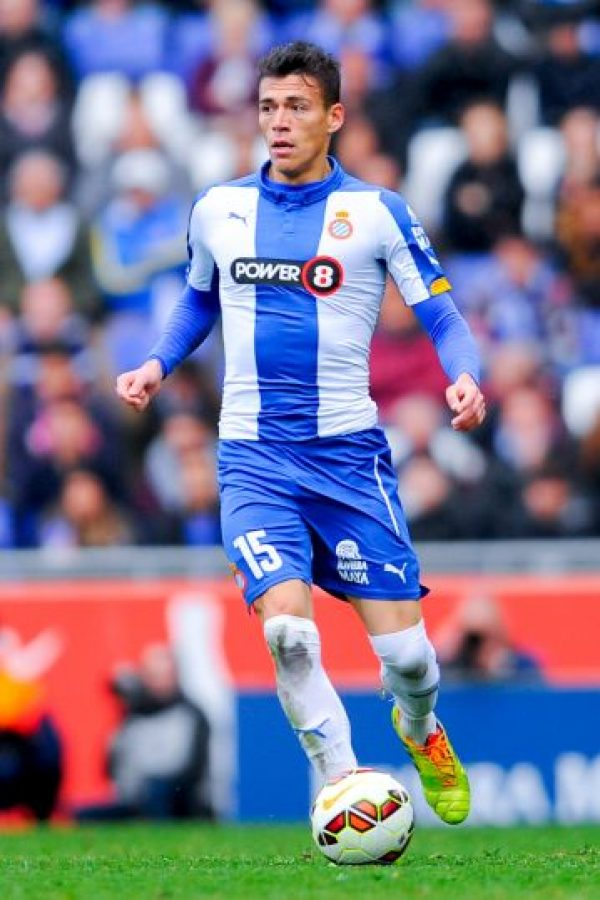 8. Héctor Moreno Foto: Getty Images