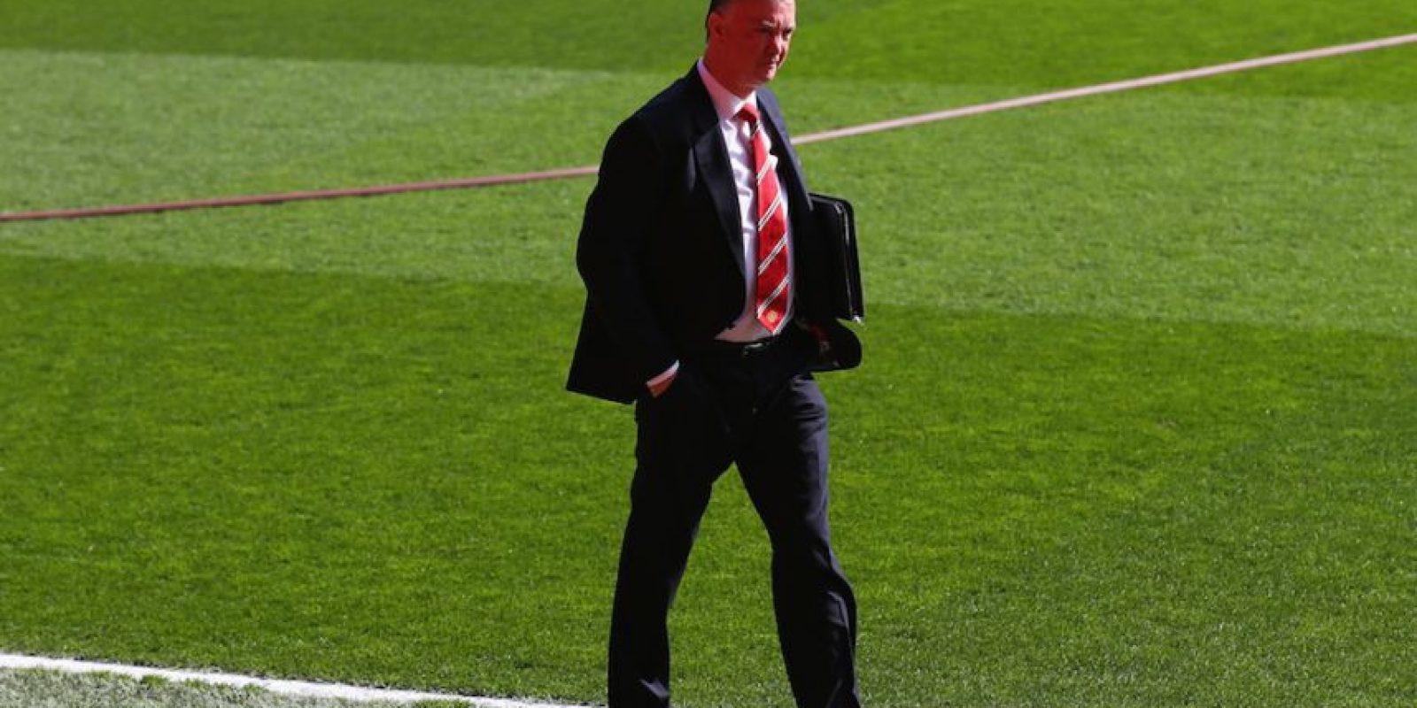 Antes fue entrenador de Holanda. Foto:Getty Images