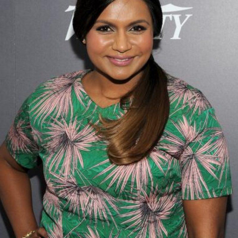 Actriz, comediante, escritora y productora estadounidense. Foto:Getty Images