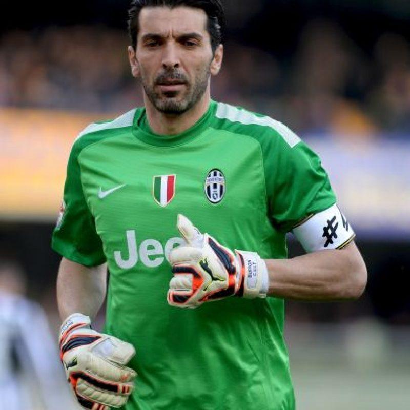 11. Gianluigi Buffon (Italia) Foto:Getty Images