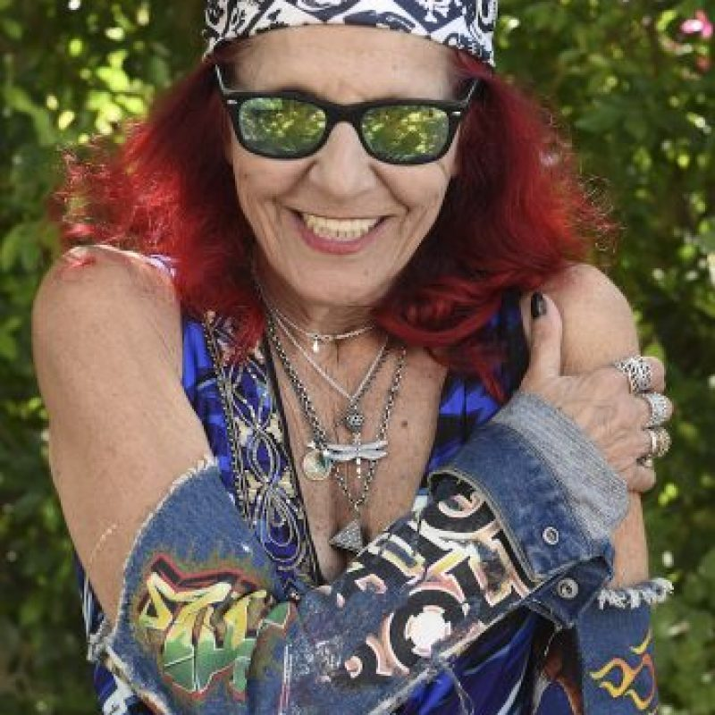 "Patricia Field, la popular estilista de la serie ""Sex and the city"" ha sido la responsable de la imagen de Caitlyn Foto: Getty Images"