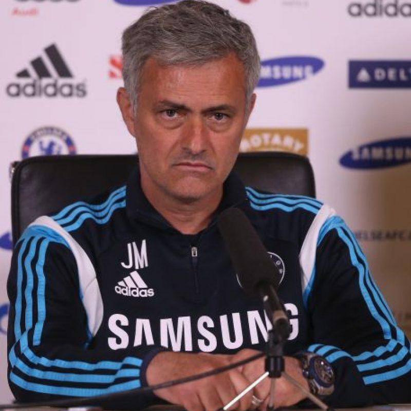 También dirigió al Real Madrid y al Inter de Milán antes de volver a Chelsea en 2013. Foto:Getty Images