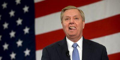 """""""Quiero ser presidente para proteger a la nación que tanto amamos de las amenazas internas y externas"""", comentó el senador. Foto:Getty Images"""