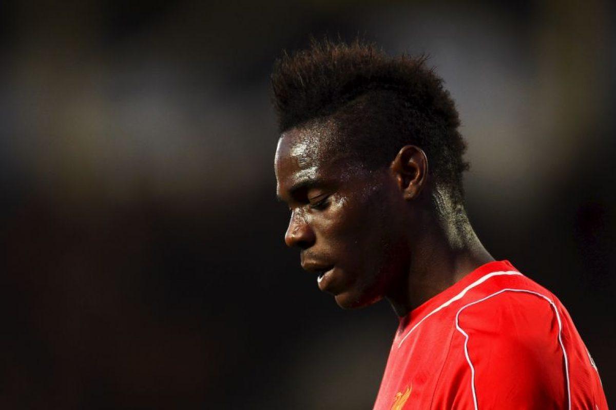 En 2014 llegó a Liverpool, pero fracasó rotundamente. En la temporada pasada sólo marcó cuatro goles. Foto:Getty Images