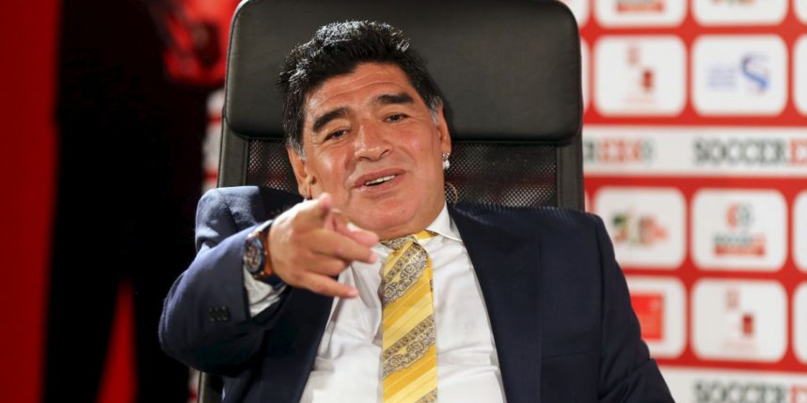 8. Diego Maradona Foto: Getty Images