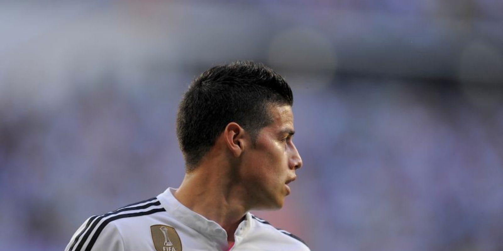 """Con los """"merengues"""" ganó el Mundial de Clubes y la Supercopa de Europa, en 2014 Foto:Getty Images"""