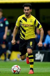 1. Ilkay Gundogan (Borussia Dortmund) Foto: Getty Images