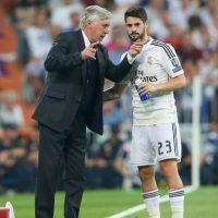 En el Real Madrid, Isco se desempeña como mediapunta. Foto:Getty Images