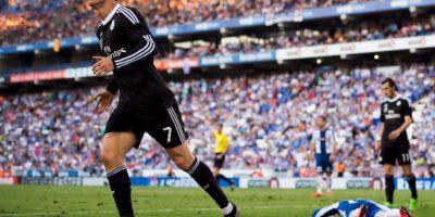 Marcó 48 goles en la Liga de España Foto:Getty Images