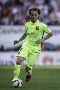 Y el tercero, que usan en Champions League. Foto:Getty Images