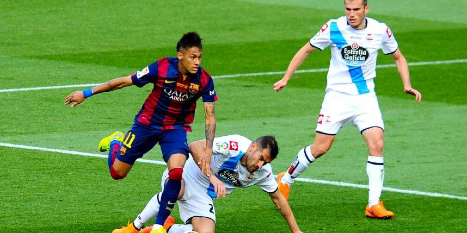 El partido terminó con un empate 2-2 entre ambos equipos. Foto:Getty Images