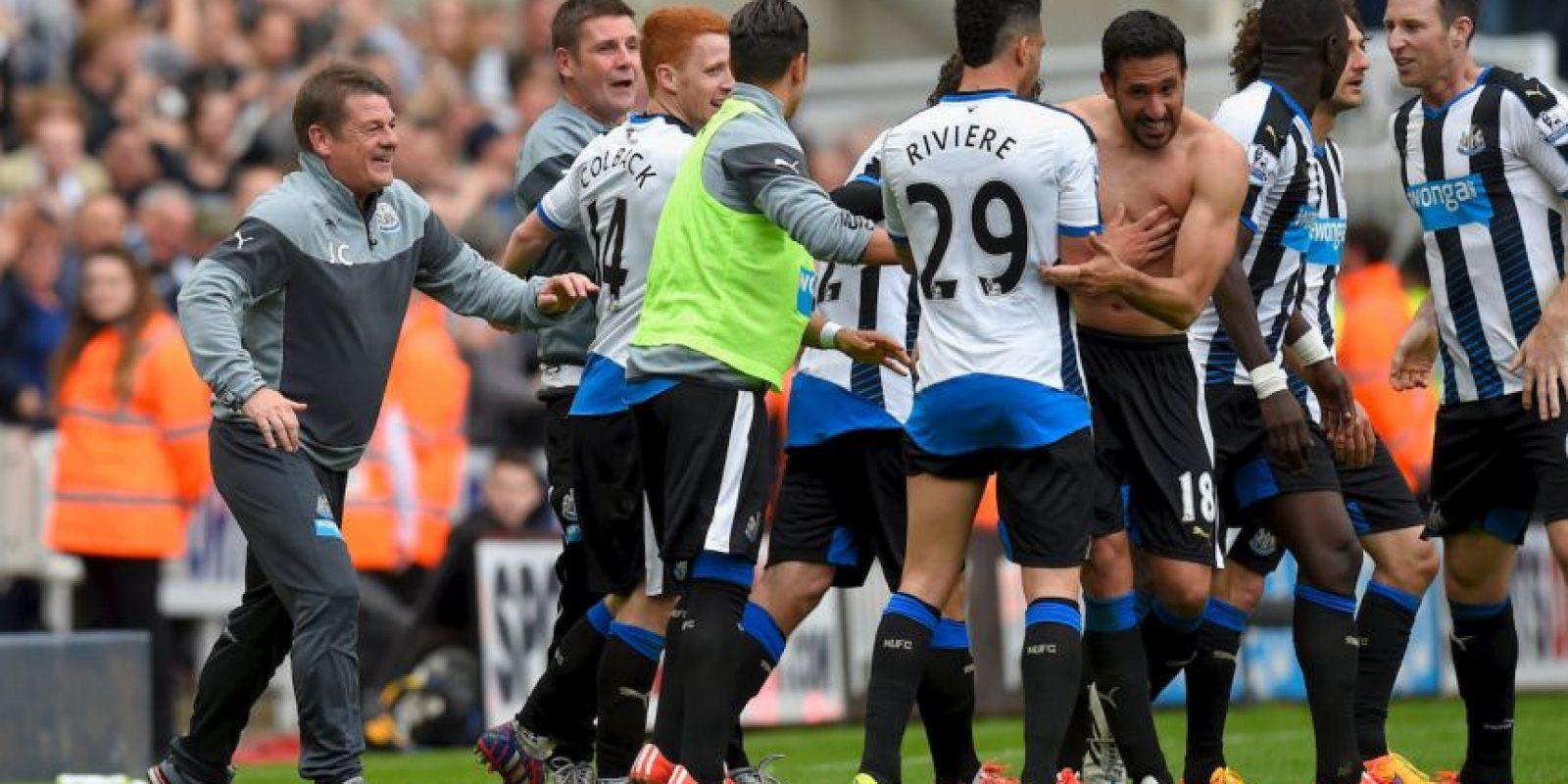 Marcó la segunda diana en el triunfo 2-0 sobre West Ham Foto:Getty Images