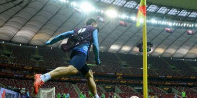 Es su primera final de Europa League Foto:Getty Images