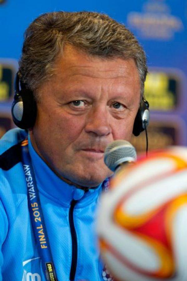 Ihor Koloyski es el DT del Dnipro Foto:Getty Images