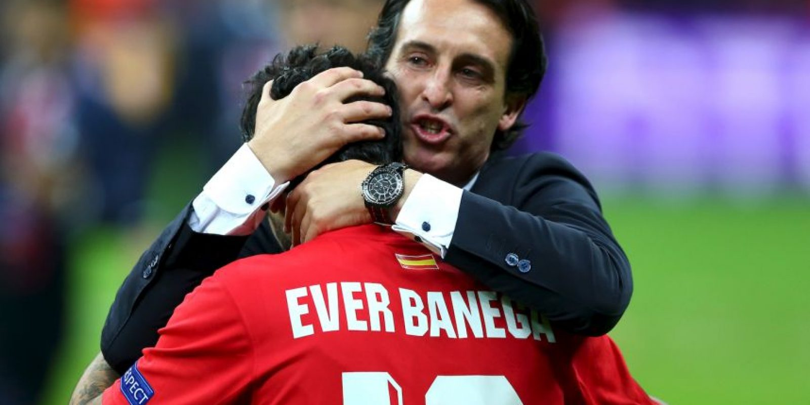 Unai Emery es el director técnico del Sevilla Foto: Getty Images