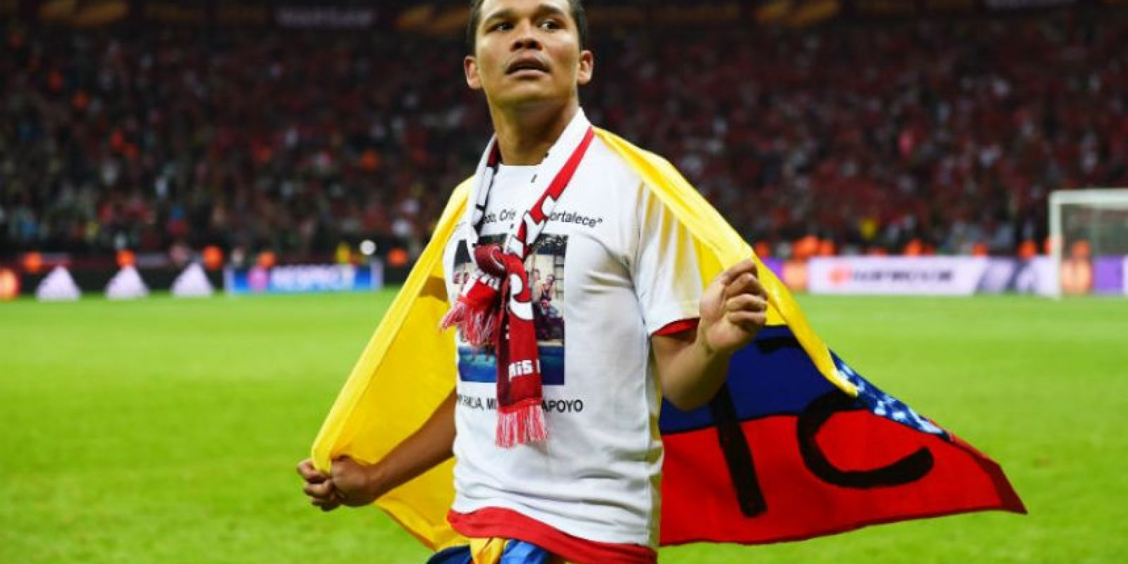 10. Carlos Bacca Foto: Getty Images