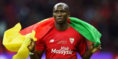13. Stephane M'Bia Foto: Getty Images