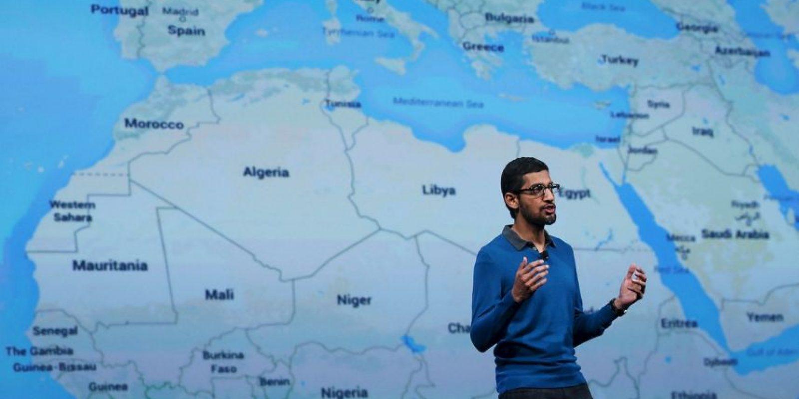 Cuando ingresó a la compañía Google lanzó Gmail. Foto:Getty Images