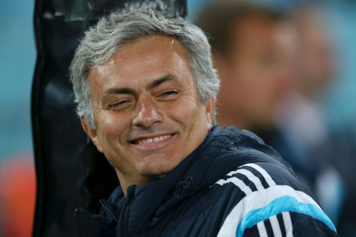 Esta temporada, Mourinho logró dos títulos con Chelsea. Foto:Getty Images