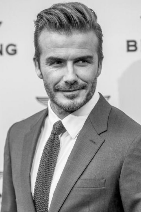 9. David Beckham Foto:Via instagram.com/davidbeckham