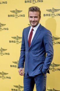 4. David Beckham Foto:Getty Images