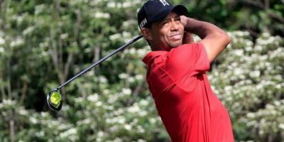 9. Tiger Woods Foto: Getty Images