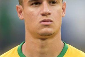 Coutinho moverá el balón en el medio campo de Brasil. Foto:Getty Images