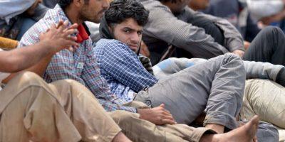 Miedo lleva a migrantes a asumir el riesgo de moverse de sus países Foto:Getty Images