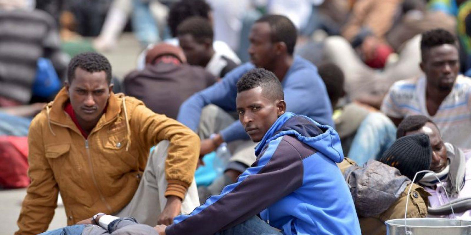 Obtener una vida mejor es lo que inspira a los migrantes. Foto:Getty Images