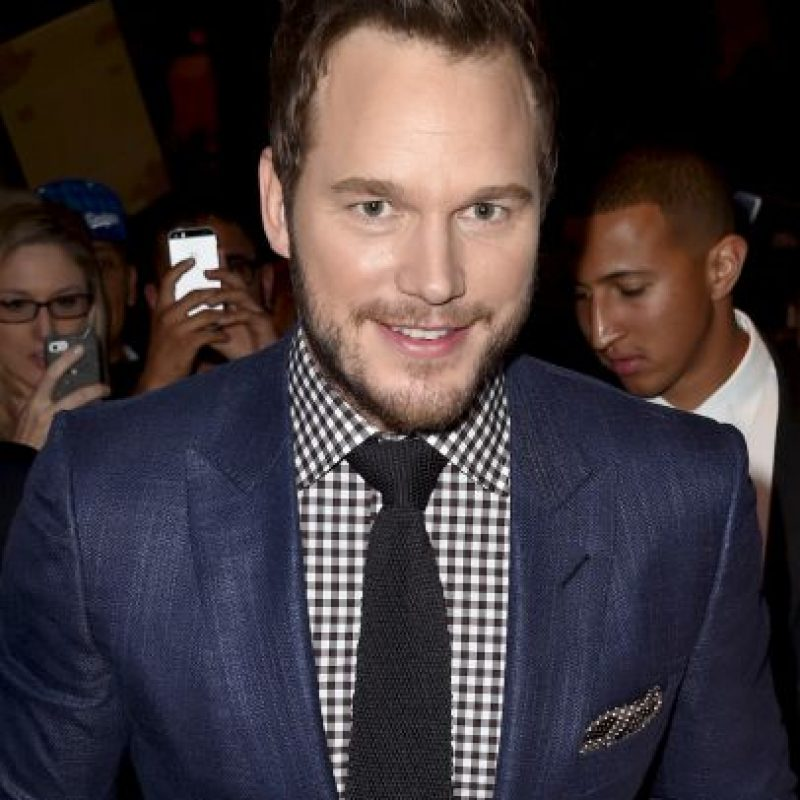 Chris Pratt Foto: Getty Images